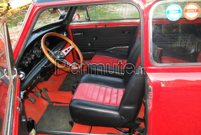Innocenti mini cooper 1300 epoca vintage cosenza in for Cerco cose usate