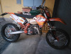KTM 250 EXC 2T FACTORY EDITION 2010.