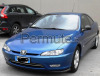 Peugeot 406 coupè 2.2HDi 16v plus