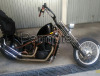 Shadow 600 chopper