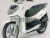 Scambio scooter Peugeot LXR 200 ie con scooter 125 cc
