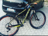 MTB full Carbon Olimpia limited edition