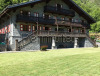 Splendida villa immersa nella valle di Gressoney
