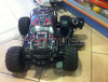 Stock savage hpi brushless + savage 4.6 + 2 hobao