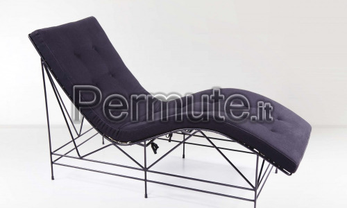 Chaise Longue Design - anni '50