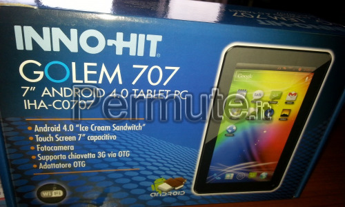 permuto tablet con notebook