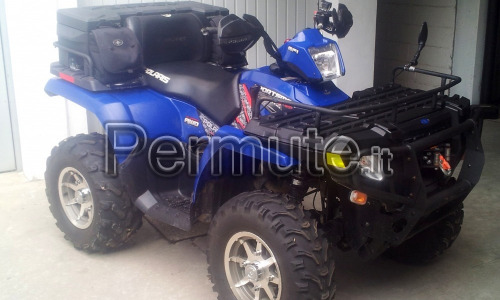 Quad polaris sportsman EFI 800