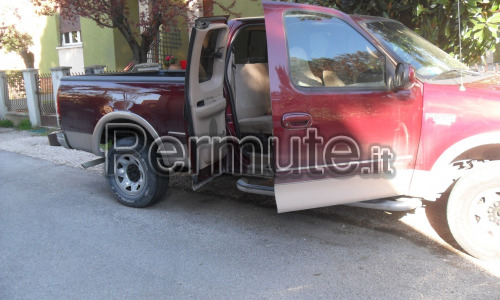 Permuto Bellissimo Ford F 250 Pick Up