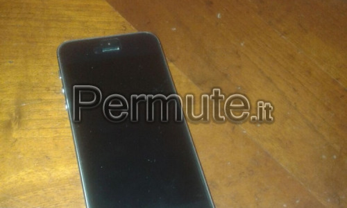 iPhone 5s 16gb Nero