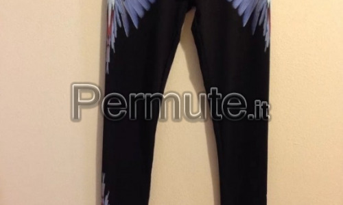 LEGGINGS ORIGINALE MARCELO BURLON