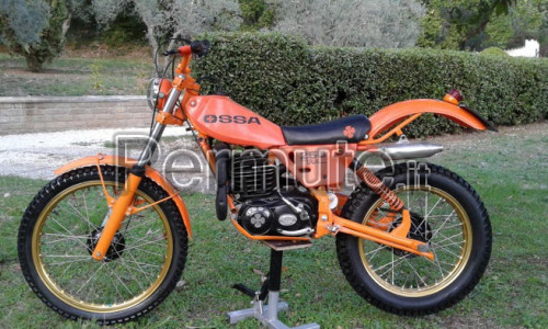 montesa trial d'epoca