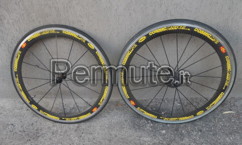 RUOTE MAVIC COSMIC CARBON CARE SL ANNO 2012