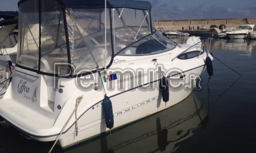 Bayliner 245 con clima