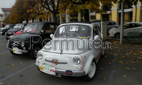 Fiat 595 replica Abarth