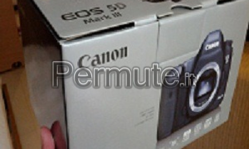 Canon EOS 5D Mark III Kit fotocamera+24-105mm f/4L IS USM Lens
