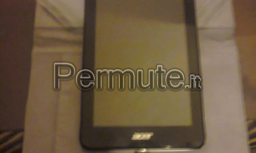Tablet Acer iconica a1-713 3 g 1 mesi di vita