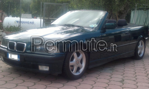 BMW 318 CABRIO HARD TOP