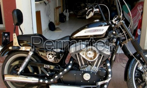 HARLEY DAVIDSON SPORTSTER 1200 SONS OF ANARCHY
