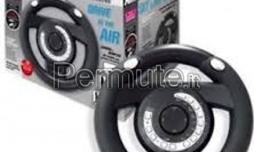 Air Wheel Volante Wireless PC -PS3-PS2- X BOXby Atomic 30 € 175 Visite