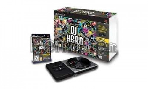 PlayStation2 DJ Hero disp. x playstation3 nuovi