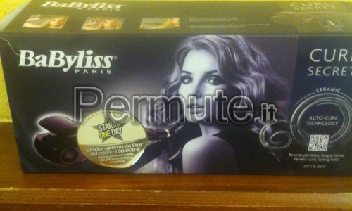 Piastra BABYLISS