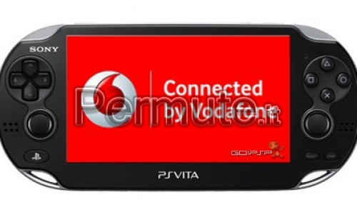PlayStation Vita 3G/Wi-Fi nuova