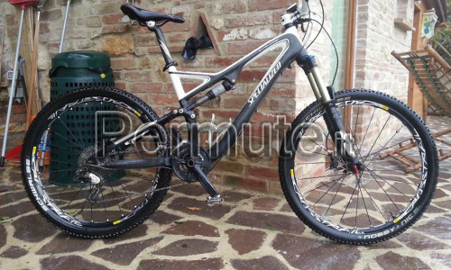 vendo specialized stumojamper 2012 bi
