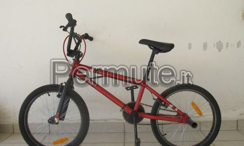 BICICLETTA B'TWIN X UP (TIPO BMX)