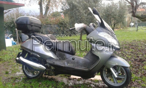 Baratto Scooterone 500