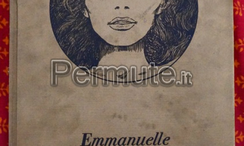 EMMANUELLE di Guido Crepax - Olympia Press Italia, 1978