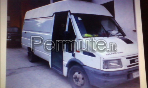 Iveco citi van turbo daili