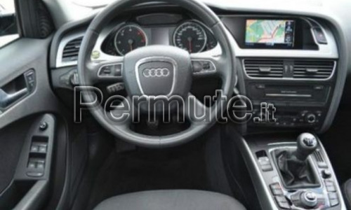 Audi a4 143cv full optionals del 2008