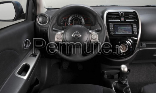 Nissan Nuova Micra Tekna 1.2 Benzina 2014 FULL OPTIONAL