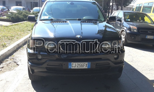 BMW X5 3.0d cat FUTURA RESTYLING XENON TETTO APRIBILE