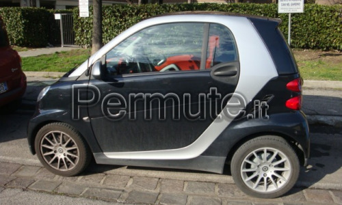 smart passion 3°serie del 2007 km 52000 full optional