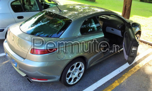 Alfa Romeo GT full optional con cerchi 18