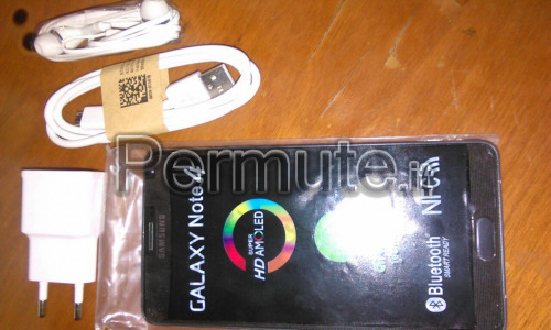 scambio samsung galaxy note 4