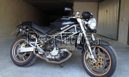 Ducati monster S4 916 vendo/scambio