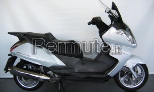 Scooterone cc 500 Aprilia Atlantic Sprint
