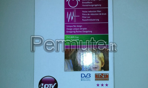 Antenna TV amplificata - Philips SDV5225/12
