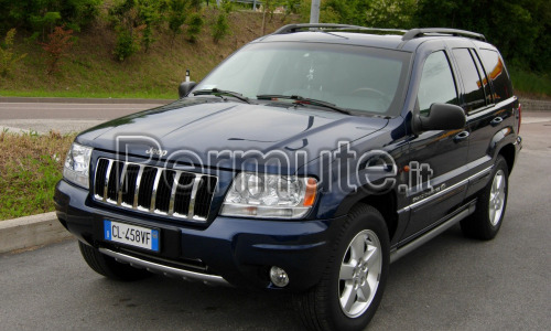 JEEP GRAND CHEROKEE OVERLAND - 2004 FULL FULL