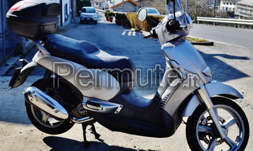 Scooter Scarabeo 250