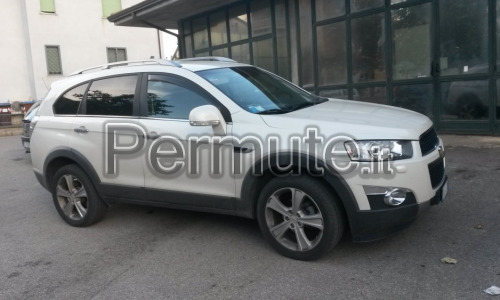 chevrolet captiva ltz 2.2 ,come nuova