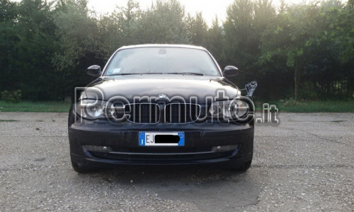 scambio BMW 118d