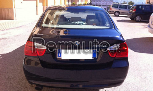 scambio BMW320D