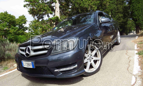 Vendesi Mercedes C 220 CDI Coupè €19.500