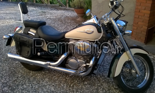 permuto honda shadow 750 ace 1998