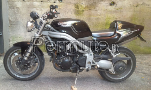 Speed Triple 955i del 2003