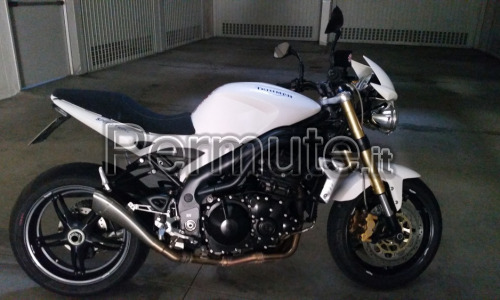 speed triple 1050 perfetta