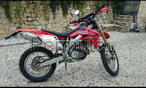 Honda CRF 450 x - enduro/cross